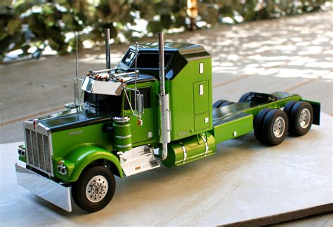 kenworth 2016 models revell kenworth august 2016 finescale modeler