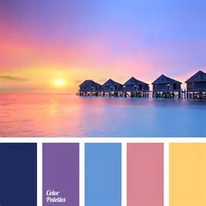 Color of dawn color palette ideas