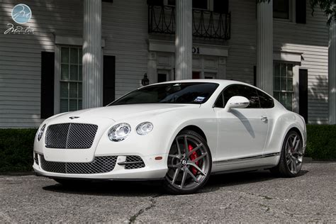 bentley wheels bentley continental gt on 22 inch modulare wheels