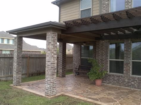 Building A Small Patio by Patio Pergola Connected To House Pergola Attached To