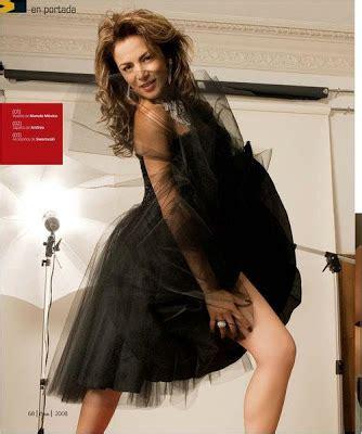 imagenes zenzuales fotos sensuales de silvia navarro en la revista open