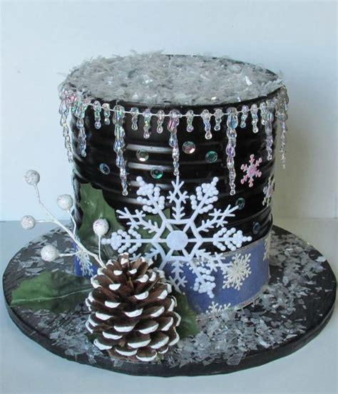 coffee can christmas hat coffee can christmas and
