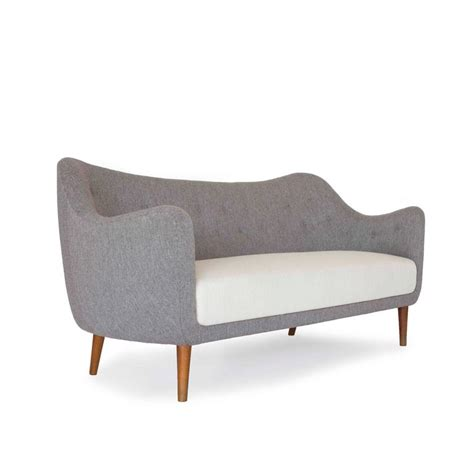 5 person couch finn juhl 2 5 person bo64 sofa for bovirke at 1stdibs