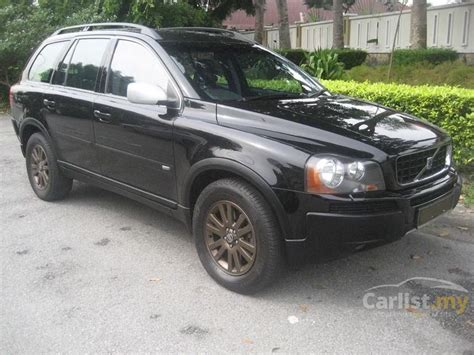 volvo xc90 2007 lpt 2 5 in kuala lumpur automatic suv black for rm 68 800 3121518 carlist my