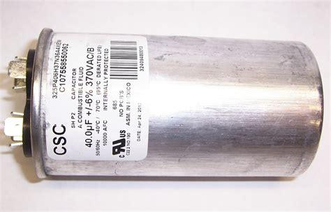 portable generator capacitor replacement cbell hausfeld mc506905av run capacitor master tool repair