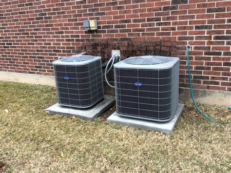 carrier comfort series air conditioner services and repair in spring tx