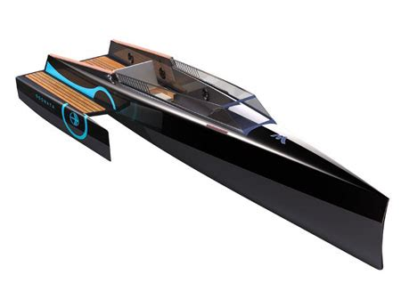 most fuel efficient boat hull design odonata electric boat concept for e3h by tanguy bihan tuvie