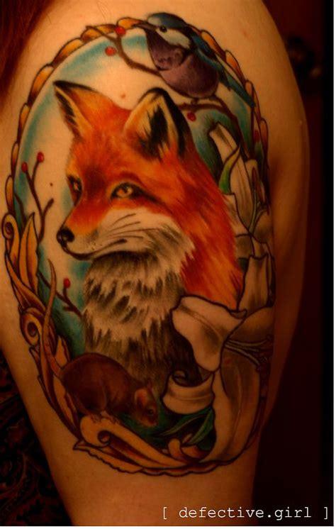 extreme dream tattoo warrensburg mo fox tattoo images designs