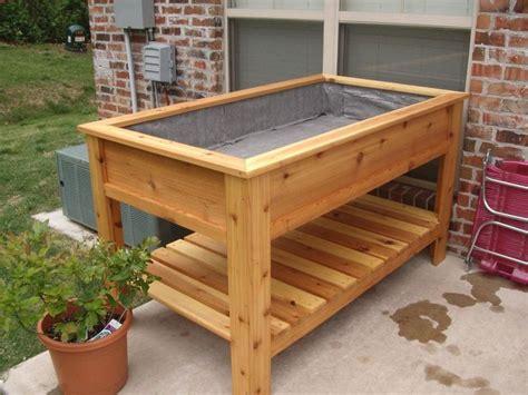 build raised planter boxes google search yard