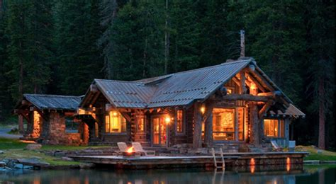Yellowstone Log Cabins by 10 Rustic Log Cabins That Will Make You Want To Sell Your