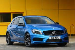 mercedes a class by car magazine