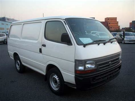Used Toyota Hiace For Sale In Uae Toyota Hiace 2000 Delivery White Color For Sale