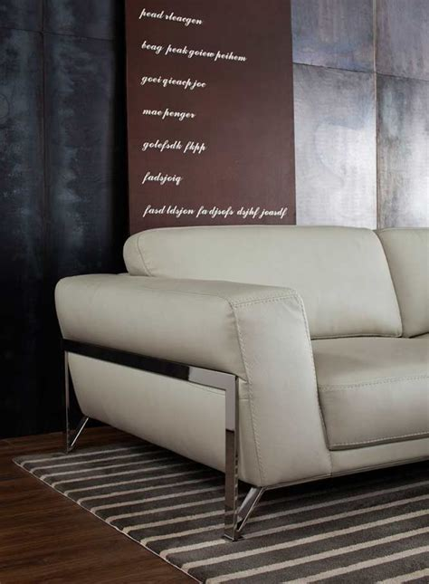 beige leather sofa set modern beige leather sofa set vg130 leather sofas