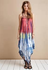 tie dye maxi dress cocktail dresses 2016