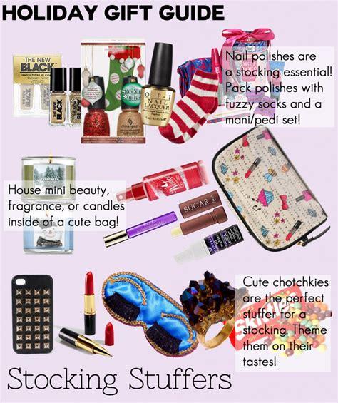 cute stocking stuffers holiday gift guide stocking stuffers