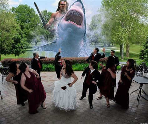 crazy wedding photos funny wedding photo trend isn t so funny anymore huffpost