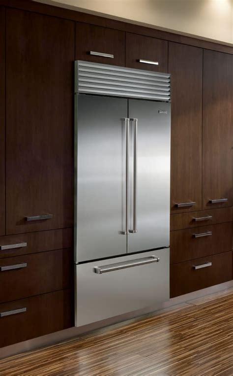 sub zero 36 inch kühlschrank sub zero bi36ufdidsph 36 inch built in door