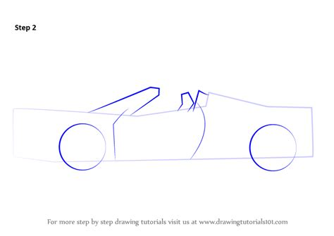 learn how to draw f1 car sports cars step by step learn how to draw a sports cars step by step
