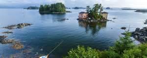 L'archipel Alexandre Alaska Etats Unis