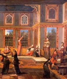 Ottoman Empire Harem Sultan Suleiman I The Magnificent