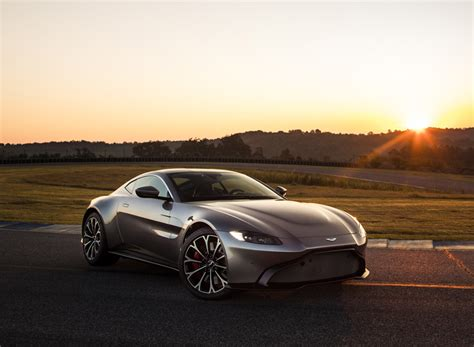 Aston Martin Horsepower by Aston Martin Presents The New Vantage A 503 Horsepower