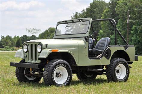 1970 Cj5 Jeep 1970 1 Owner Cj5 Restored In 2000 Jeeps 1