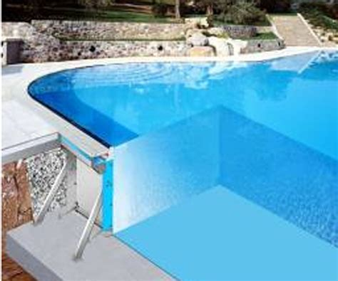 technology types of pools finishes proteus pools