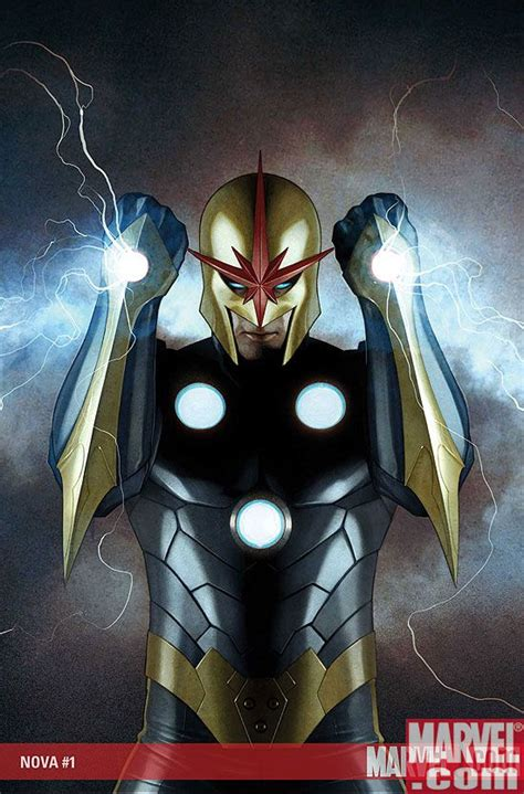 film marvel nova preview nova 1 marvel comics forevergeek