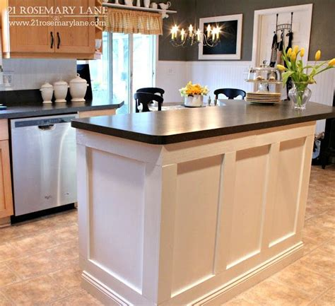 25 best ideas about kitchen island makeover on