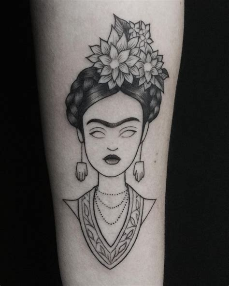 frida kahlo tattoos 31 frida kahlo inspired tattoos that ll make you want to