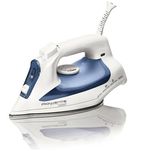 rowenta effective comfort steam iron with 300 stainless steel dw2070 new ebay