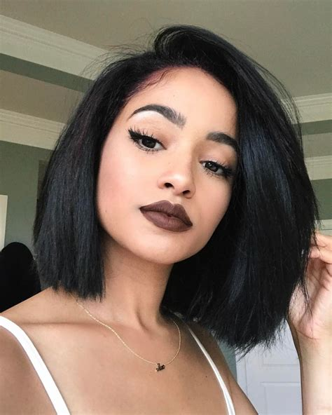 bob hairstyles instagram 29 8k likes 179 comments imkaylaphillips on