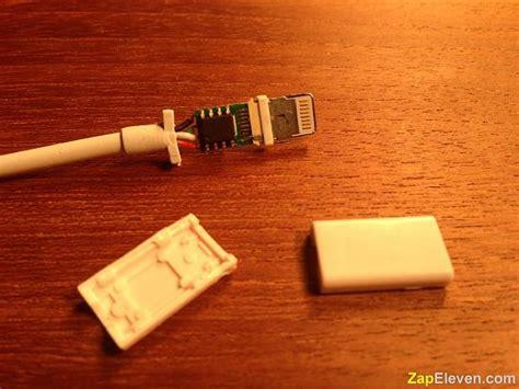 Kabel Iphone 4 Iphone4 3 lightning kabel defekt zuordnung der adern