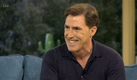 rob brydon hair euro 2016 pundits reveal off screen secrets from hair dye