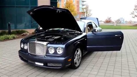 bentley brooklands for sale 2009 bentley brooklands review walk around for sale