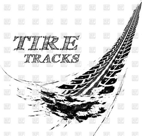 traces tire clipart clipground