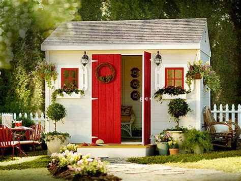 she sheds cottage style quot she sheds quot