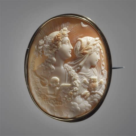 mitzi s search for meaning italian cameo jewelry