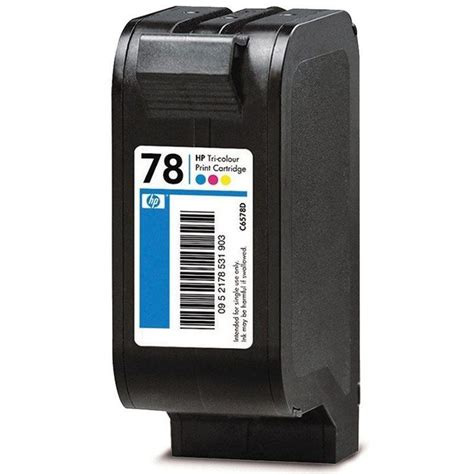 Tinta Hp 78 by Cartucho De Tinta Hp78