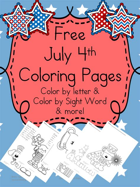 4th of july coloring pages preschool july 4th coloring pages free fun and festive