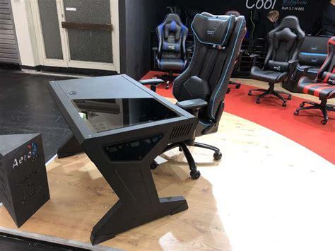 escritorios gamer aerocool un nuevo prototipo de escritorio gamer hd