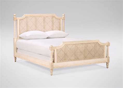cane bed frame king bed french regency cane bed frame maison quot elise