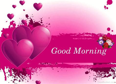 good morning images con good morning wishes with heart pictures images photos