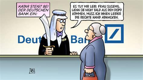 dispo deutsche bank katar und deutsche bank harm bengen wirtschaft