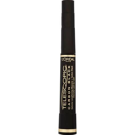 Mascara L Oreal Telescopic Carbon Black l or 233 al telescopic carbon mascara black