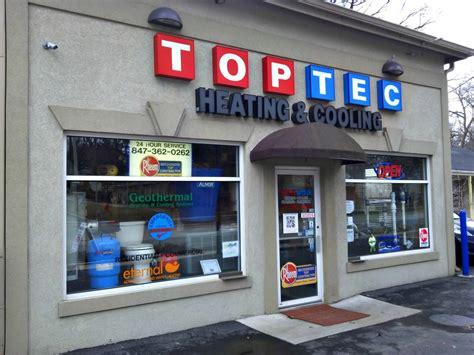 Local Plumbing Shop Toptec Heating Cooling Plumbing Electrical Coupons
