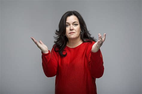 Rosie Says No To Oprah by Rosie O Donnell 2018 Hair Legs Style