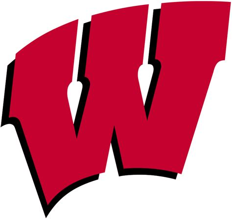 Wisc Simple Search File Wisconsin Badgers Logo Svg Wikimedia Commons