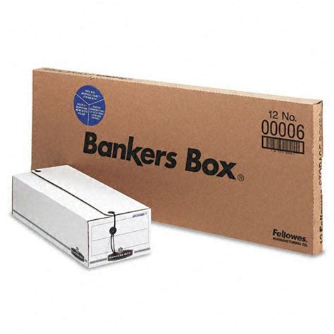 bankers box bankers box fel00006 liberty storage boxes