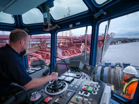 heidmar wheelhouse tugboat - Tugboat Wheelhouse